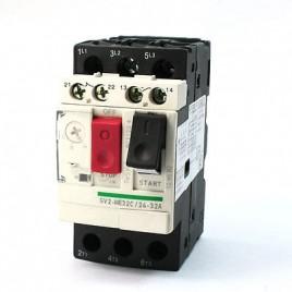 Моторна защита 0.25-0.40A GV2ME03
