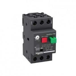 Моторна защита 0.16-0.25А GZ1E02