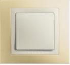 Ключ лихт бутон, UNICA BASIC крем, MGU10.206.559D