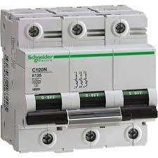 Автоматичен предпазител C120N 3P 100A