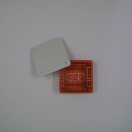 Разклонителна кутия за скрит монтаж, 118х96х50, IP40