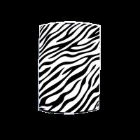 Аплик Зебра 200/290, черен/бял