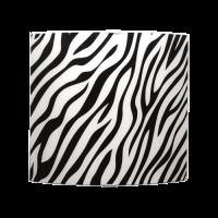 Аплик Зебра 360/340, черен/бял