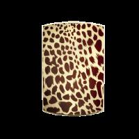 Аплик Гепард 200/290, кафяв/екрю