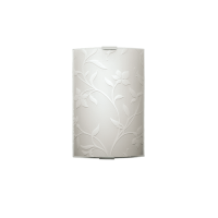 Аплик Еделвайс 150/225, бял