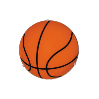 Плафониера Баскетболна топка ф300 черен/оранж