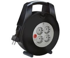 Макара 16A/220V, термична защита, кабел H05VV-F 3х1.5, 10м