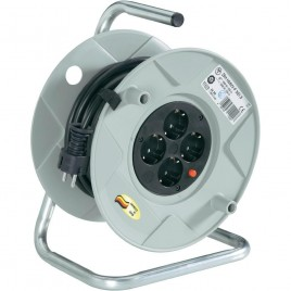 Макара 16A/220V, термична защита, кабел H05VV-F 3х1.5, 25м