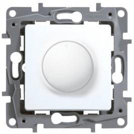Димер за ел.трансформатори, 20-400W, Niloe, бял