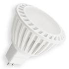 LED луничка димираща, MR16, 2700K, 12V AC/DC, 4W