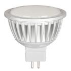 LED луничка димираща, MR16, 4200K, 12V DC, 6W