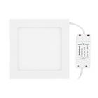 LED панел за вграждане квадрат, 4200K, 220V, 6W