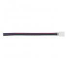 Гъвкав конектор за RGB LED лента женски, 5бр./оп.