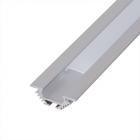 Алуминиев профил за LED лента, универсален, 2м
