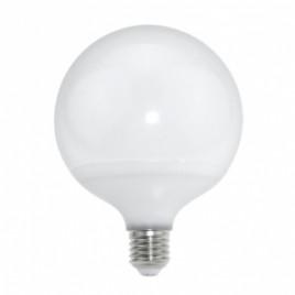 LED крушка топка E27, 220V, 2700K, 15W