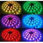 LED лента SMD 5050, RGB, водоустойчива, IP65, 12V DC, 30LED/m, 5m, 7.2W/m