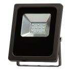 LED прожектор слим, IP65, 90-260V, 2700K, 10W