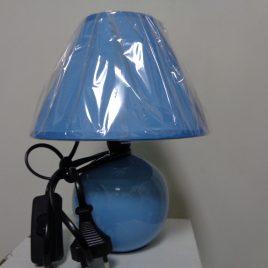 Настолна лампа синя