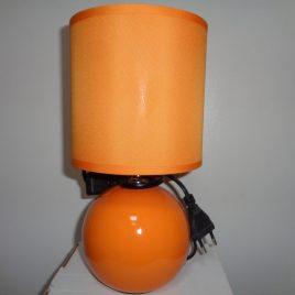 Настолна лампа оранжева