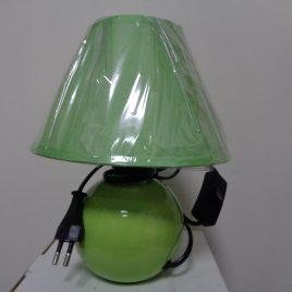 Настолна лампа зелена