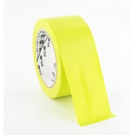 3M Маркираща лента 33м/50мм жълта