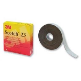 Самовулканизираща ел.изолационна лента маслоустойчива Scotch 23 3M 4м/19мм