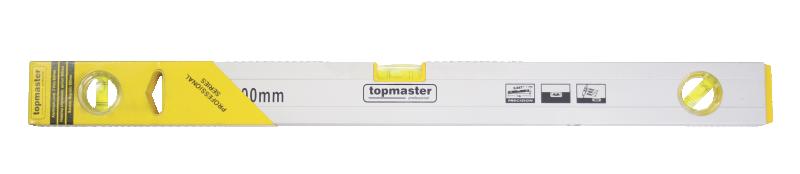 Нивелир 100см алуминиев, магнит, Topmaster