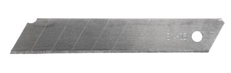 Резци за макетен нож 9х80х0.38, 10бр. в блистер, Topmaster