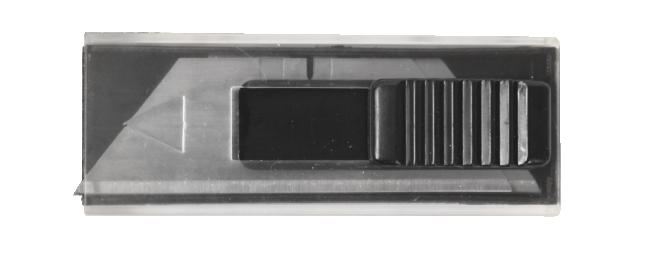 Резци за трапецовиден макетен нож 19х60, 10бр. в блистер, Topmaster