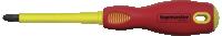 Отвертка изолирана кръстата PZ1 x80, SVCM, 1000V, Topmasater