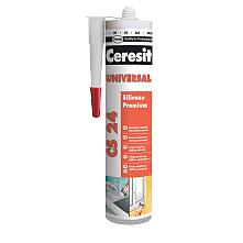 Ceresit CS24 Универсален силикон 280мм бял