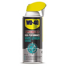 Бяла литиева грес WD-40 Smart Straw 400ml