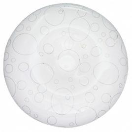 Декоративна LED плафониера 12W, 2700K, IP20