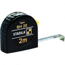 Ролетка BM 20, 2m/13mm, Stabila