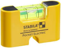 Нивелир мини електрически, Pocket Electric, 7см, Stabila