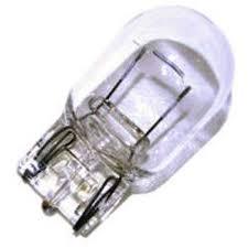 Автомобилна лампа за мигачи/задни светлини без цокъл GE 7440, W21W 12V