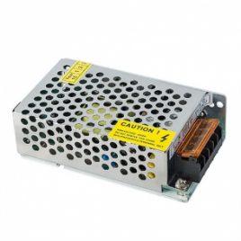 Захранване за LED лента, невлагозащитено, 24V, 25W