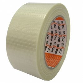 Кросфиламентна усилена пакетираща лента 50м х 48мм, MAGUS™