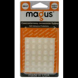 Самозалепващ силиконов буфер, Magus, BM-07