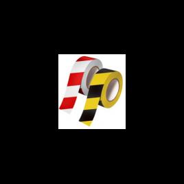 Сигнална лента Magus, жълто-черна, 100м/50мм