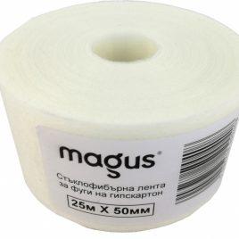 Гласфазерна лента Magus, 25м/50мм