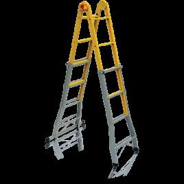 B 33 FS, Многофункционална стълба за неравен терен