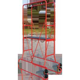 Подвижно стоманено скеле MODULO 100
