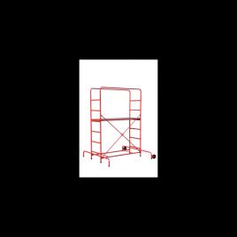 Подвижно стоманено скеле MODULO 201-ZT
