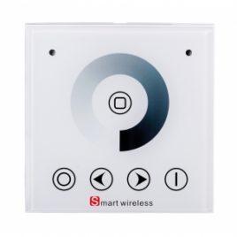 Smart 2.4G RF TOUCH панел за стена за едноцветно LED осветление, 1 зона