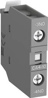 1SBN010110R1001. НЗ помощен контакт за челен монтаж за AF09 до AF96, CA4-01