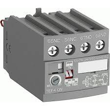 1SBN020112R1000. Електронен таймер с времезакъснение при включване за AF09 до AF96, TEF4-ON