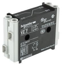 Допълнителен контактен блок НО+НЗ, VZ7