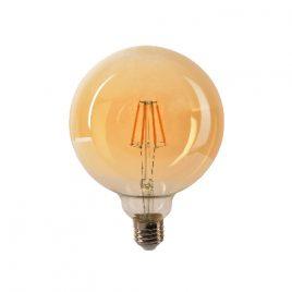 LED винтидж крушка VITO, Ledisone 2, G125 RETRO, E27, 8W