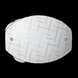 Аплик Никея, бял гланц, LED, 6W, 4000K
